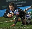 Try time for Glasgow's Stuart Hogg