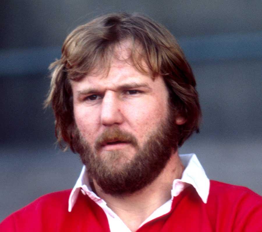 Wales' Derek Quinnell