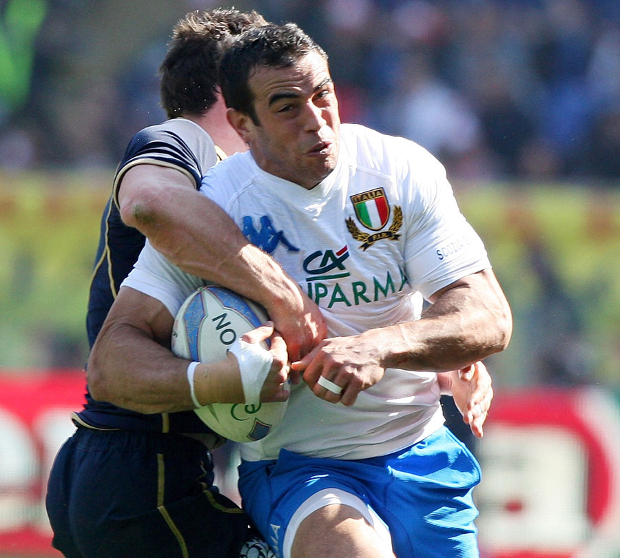 Italy's Gonzalo Canale finds no way through