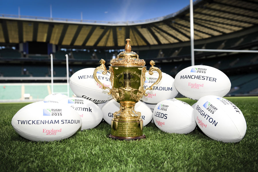 The World Cup makes itself at home at Twickenham
