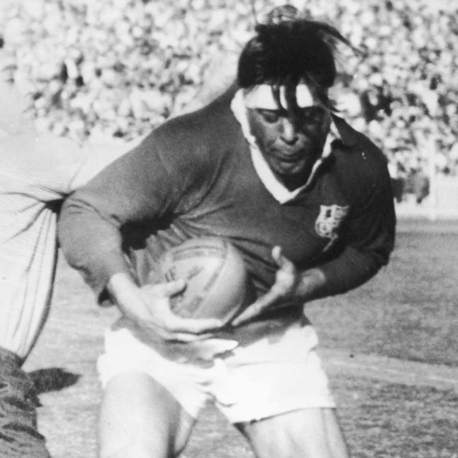 Michael Campbell-Lamerton takes the game to Australia
