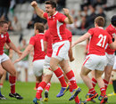 Wales Under-20s Thomas Pacoe delights in victory over South Africa