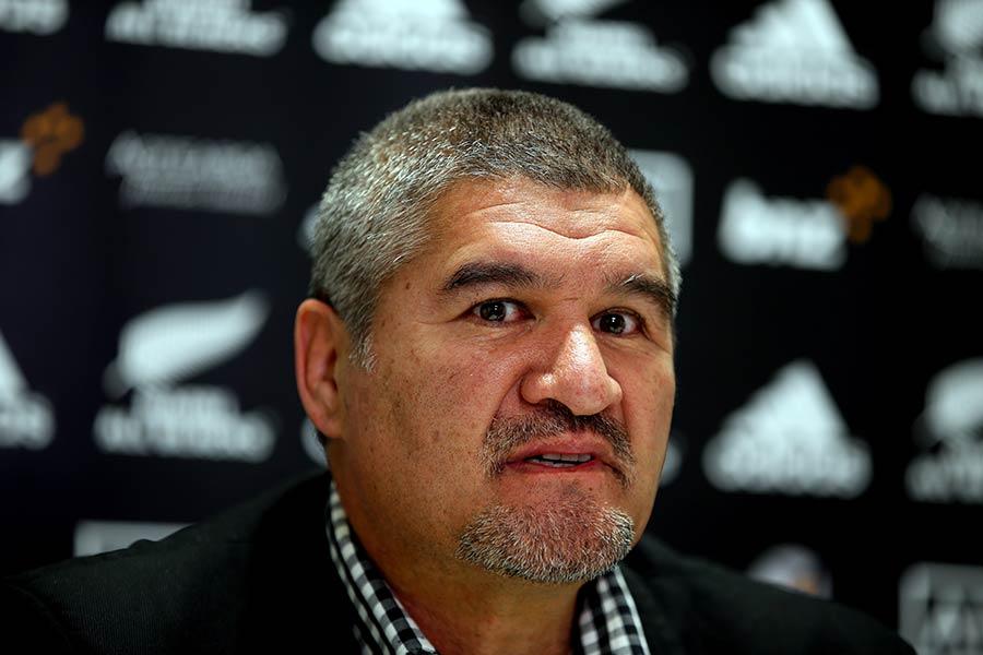 Colin Cooper named as New Zealand Maori coach
