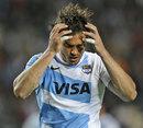 Argentina fly-half Juan Martin Hernandez