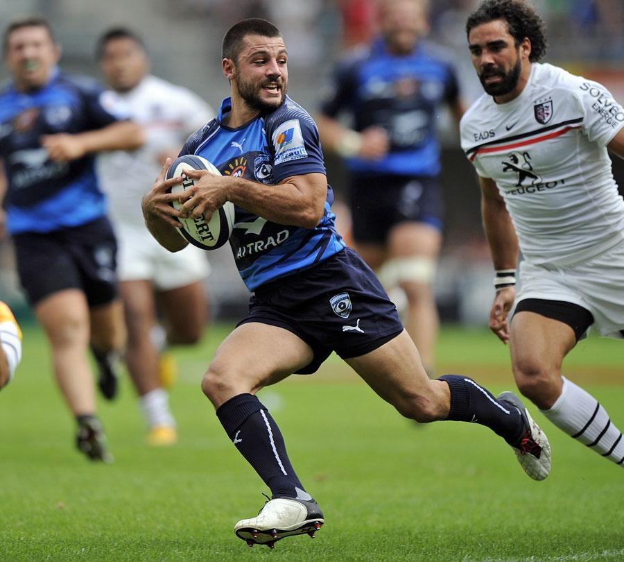 Montpellier's Jonathan Pelissie proves elusive