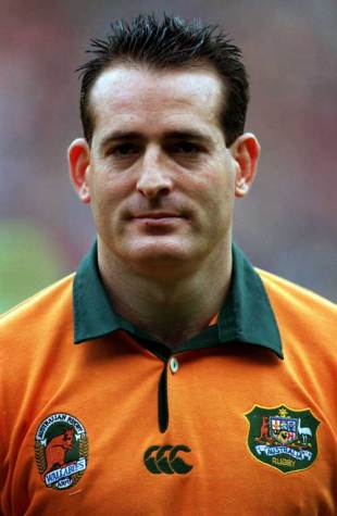 Australia wing David Campese, November 1 1992