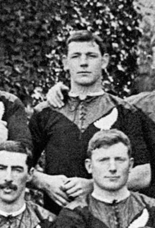 Alex McDonald, November 1, 1905