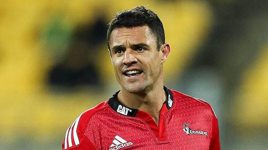 The Crusasders' Dan Carter returns to Super Rugby, Hurricanes v Crusaders, Super Rugby, Westpac Stadium, Wellington, June 28, 2014