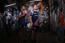 Melbourne Rising launch their colourful jumper for the inaugural Buildcorp National Rugby Championship