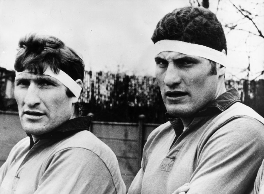 Walter and Claude Spanghero