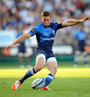 Rory Kockott knocked in three conversions and two penalties as Castres earned their first win of the season against Basques Bayonne, Castres v Bayonne, Pierre Antoine stadium, Castres, France, August 30, 2014
