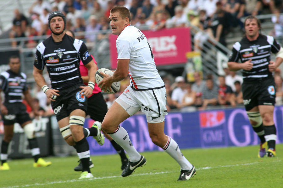 Toby Flood could not lead Toulouse to victory at Brive