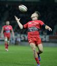 James O'Connor catches a pass
