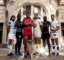 Top 14 captains line up alongside the Rugby Champions Cup