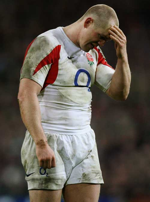 England's Mike Tindall reflects on defeat against Ireland