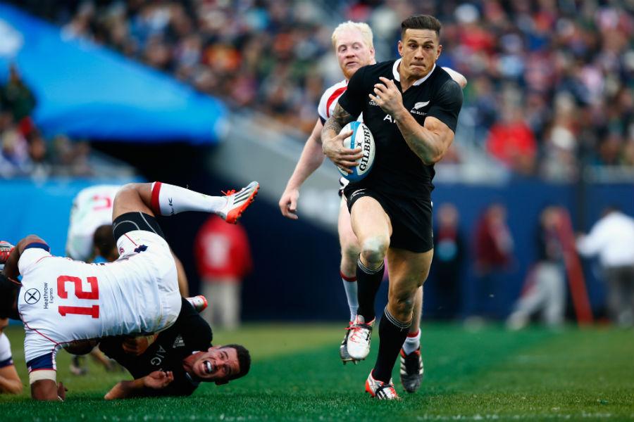 Sonny Bill Williams Wallpaper: Super Rugby: 'Phenomenal' Sonny Bill Williams 'in Good