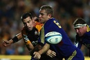 Nick Crosswell in action for the Chiefs