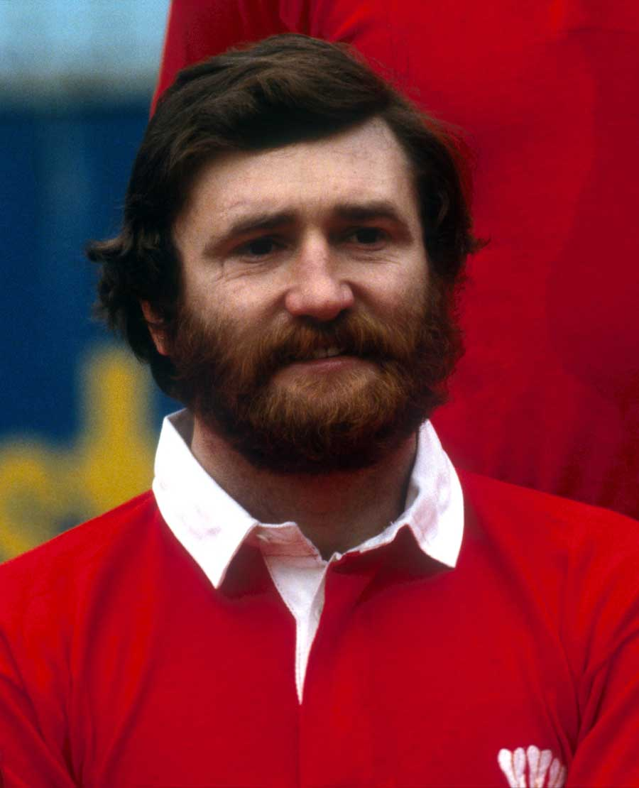 Wales' Ray Gravell