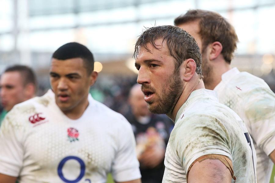 Chris Robshaw rues England's indiscipline