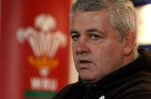 Wales coach Warren Gatland talks to the media, Millennium Stadium, Cardiff, Wales, March 20, 2009