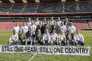 The 1995 World Cup-winning Springboks reunite at Ellis Park