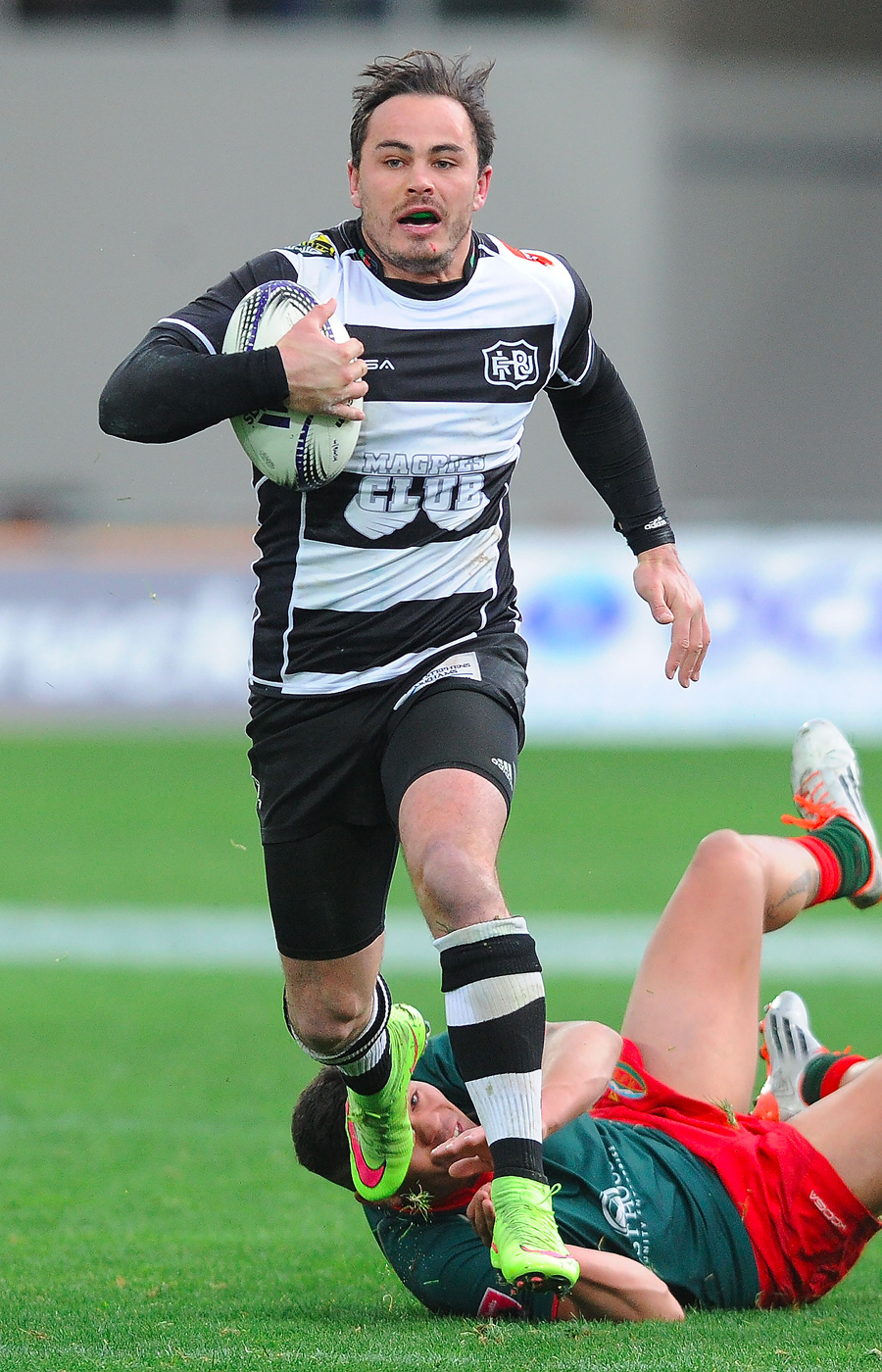 Hawke's Bay's Zac Guildford trybound