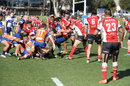 Greater Sydney Rams take on the UC Vikings defence