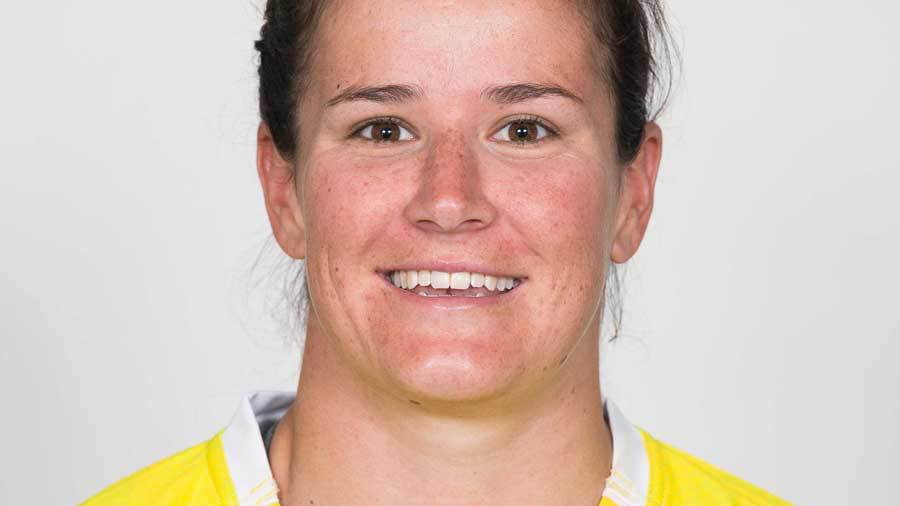 Shannon Parry is an Australian Sevens player and captain of the Australian team that competed at the 2014 Women's Rugby World Cup