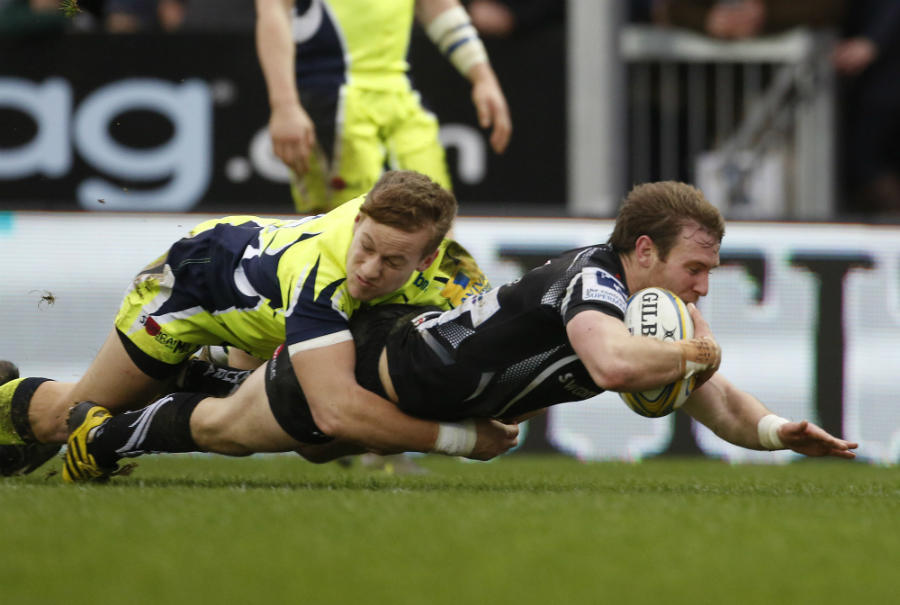 Will Chudley avoids Mike Haley to go over