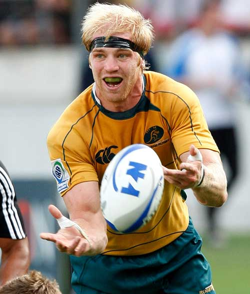 Australia Sevens skipper Shawn Mackay
