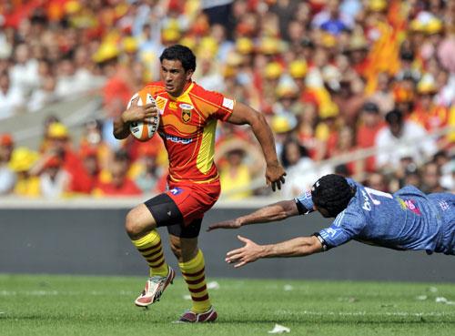 Perpignan v Stade Francais, Top 14 Semi-Final, Lyon, 30 May 2009