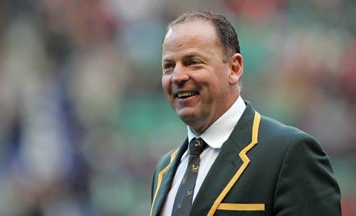 Former Springboks coach Jake White