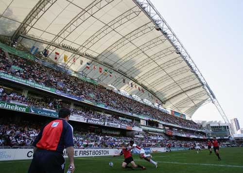 The Hong Kong Stadium