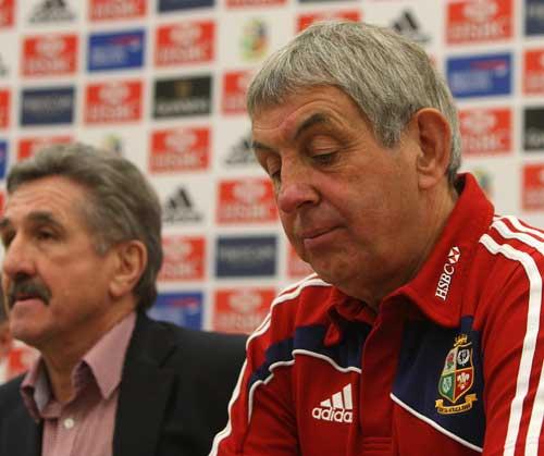 British & Irish Lions coach Ian McGeechan reflects on his side's series loss