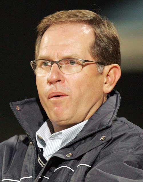 Former Springboks fly-half Naas Botha