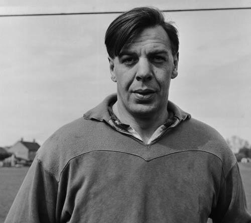 British & Irish Lions captain Mike Campbell-Lamerton, April 29, 1966