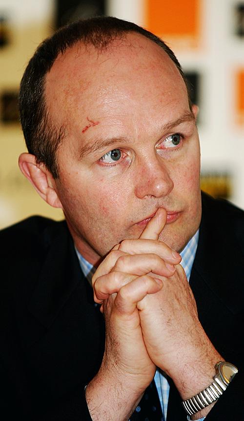 Derek McGrath, player portrait