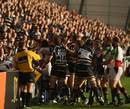Tempers flare at Sixways
