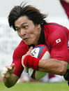 Daisuke Ohata, player portrait