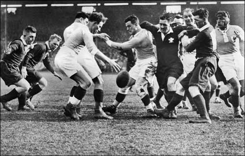 Wales v France c.1931