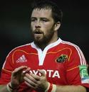 Munster prop Marcus Horan