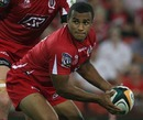 Queensland Reds scrum-half Will Genia